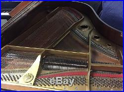 Young Chang G-185 grand piano
