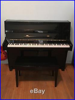 Young Chang Piano & Bench Owned For 20 Yrs Outstanding Condition