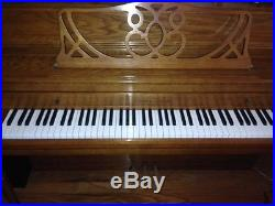 Young Chang upright piano